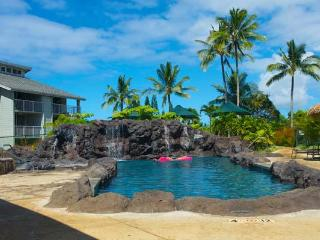 Cliff's Resort Studio Unit 1208B, On Ocean Bluffs - Princeville vacation rentals