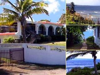 The Reefhouse, a 3BR Oceanfront Villa, Vieques - Vieques vacation rentals