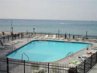 Lake Michigan Beach front condo with Pool - South Haven vacation rentals