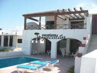 Beachfront Tropical Vacation Casa - Chicxulub vacation rentals