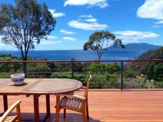 Beach and Bush Retreat sunny East Coast Tasmania - Goulds Country vacation rentals