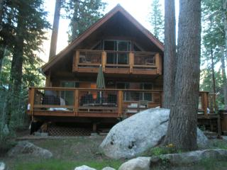 Aspen Hollow - Stunning Secluded Riverfront Cabin - South Lake Tahoe vacation rentals