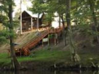 River Otter Grande on Mountain Fork River - Broken Bow vacation rentals