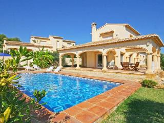 Nice villa full equipped 900 m sandbeach - Calpe vacation rentals