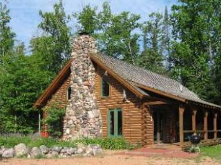 Glaciers End Log Cabin - Mercer vacation rentals