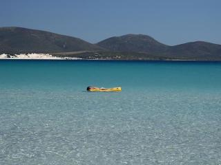 New apartment 400m from sandy beaches and coves - Porto Pino vacation rentals
