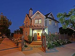 Back Stage Pass Victorian Charm near The SB Bowl! - Santa Barbara vacation rentals