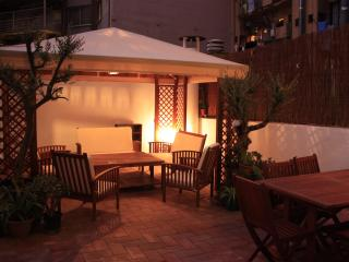 Old-time-charm apartment with wonderful big patio! - Barcelona vacation rentals