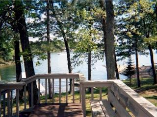 Crosslake Cabin -- Lakefront + Perfect Beach! - Crosslake vacation rentals