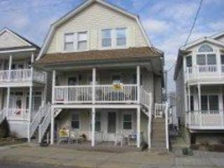 Front of house. Ours is upper right - Classic, afforable OCNJ with Modern Amenities - Ocean City - rentals