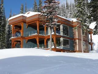 The Jewel of Silver Star Mountain - Luxury Chalet - Silver Star Mountain vacation rentals