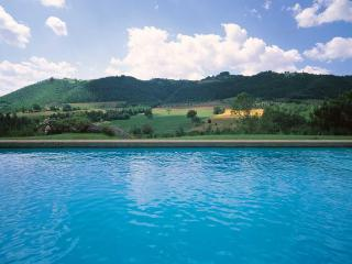 Villa in the country, in Umbria, Italy - Ficulle vacation rentals