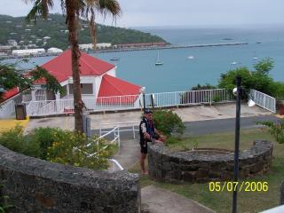 Bluebeard's Castle-Pirates' Pension Penthouse - Flag Hill vacation rentals