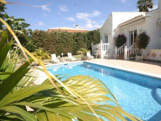 Private Villa with own Pool, 150 mtrs from Beach - Malaga vacation rentals