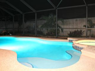 Private Pool! & Spa Five Minutes to Beaches! - Merritt Island vacation rentals