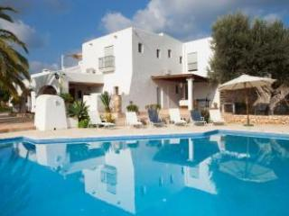 Stunning 13 person villa in Ibiza Town with pool - Image 1 - Ibiza Town - rentals