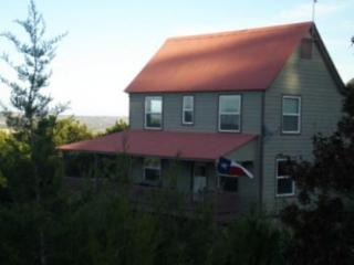 Rustic Hill Country Cabin with exceptional views - Fredericksburg vacation rentals