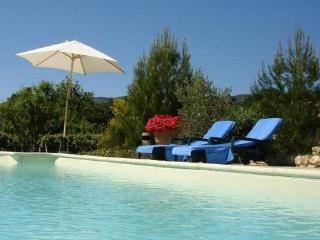 Villa St Paul - 3 beds, private pool, in village - Lacoste vacation rentals