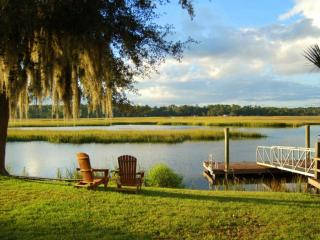 River Tide Cottage - On Tidal Creek/Big Marsh View - Shellman Bluff vacation rentals