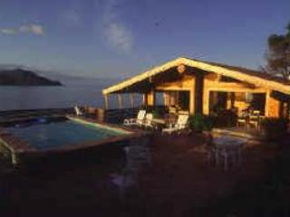 nightime at Seatone - Seastone Villa - Saint Kitts and Nevis - rentals