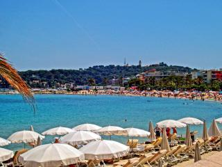 Frontline Beach 1 bed Apartment - Antibes vacation rentals