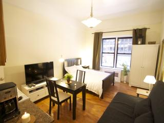 Comfy new place on Times Square! $230/night - New York City vacation rentals