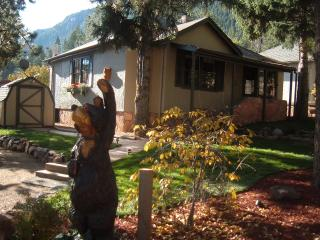 Bear Paw sleeps 6 w/hottub and free WIFI - Woodland Park vacation rentals