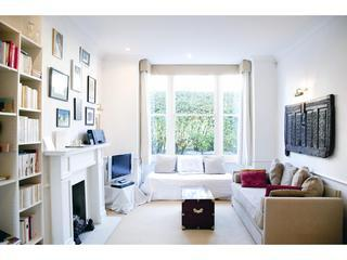 ***3 bedroom *** West Kensington Fulham Victorian House - Image 1 - London - rentals