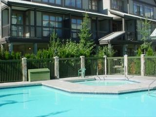 Northstar Condo - Conveniently located, free parking, pool and hot tub access - Whistler vacation rentals