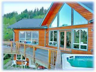 Hot Tub - Scenic Place B and B - Homer - rentals
