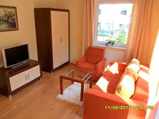 1-Bed Apt. Gdansk Piastowska St; 150m To The Beach - Gdansk vacation rentals