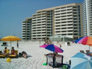 Gulf Front 1st Floor 1 BR Condo on the Beach - Pensacola vacation rentals