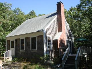 Rustic Cottage in the Nat'l Seashore Privacy - Wellfleet vacation rentals