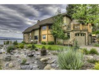 View of House - A House on Flathead Lake, Bigfork, MT - Bigfork - rentals