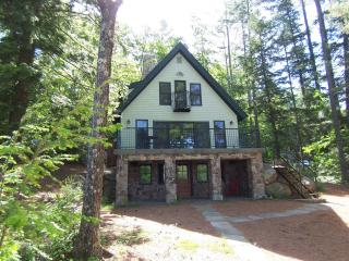 Stearns Pond Cottage of Exceptional Quality - New Sweden vacation rentals