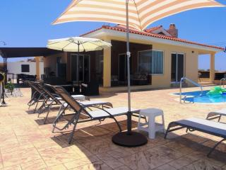 HOLIDAY VILLA WITH PRIVATE POOL-PANORAMIC VIEWS-NOT OVERLOOKED - Pissouri vacation rentals