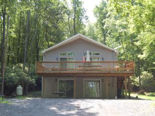 BEAUTIFUL - CHALET STYLE LAKEHOUSE - Lake Harmony vacation rentals