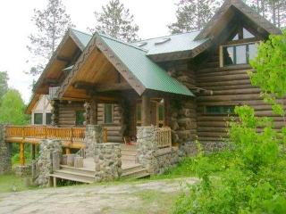 Private and Spacious Log Home on Six Mile Lake - Ely vacation rentals
