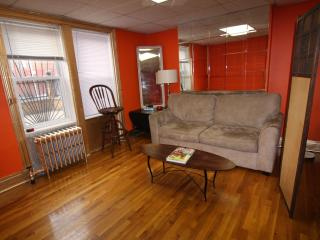 Spacious 2 Bedroom Apt, Enormous Private Garden - Brooklyn vacation rentals