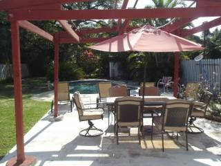 Gorgeous Pool, Lovely House, Perfect Holiday Spot - Hollywood vacation rentals