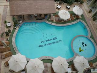106141 one bedroom, Paradise Hills Hotel Apartments, Hurghada - Egypt vacation rentals