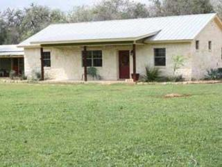 Pecan House - Bandera vacation rentals