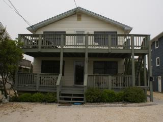 1st Fl. Duplex N. Beach Haven LBI 2nd from ocean - Beach Haven vacation rentals