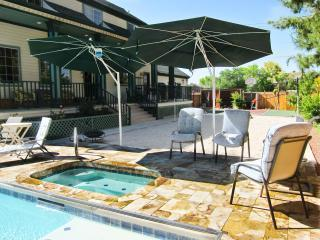SPORTS HOUSE - Volleyball ,Basketball, Pool, Spa - Las Vegas vacation rentals