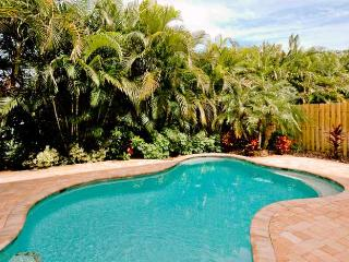 Twin Villa by the Sea: 3BR/3BA Family- and Pet-Friendly Pool Home - Holmes Beach vacation rentals