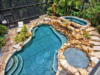 Seahorse Cove: 5BR/6BA Family-Friendly Pool Home with Dock - Holmes Beach vacation rentals