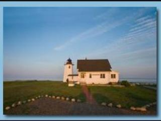 Wings Neck Lighthouse - Unique and Historic Lighthouse and Keepers Home - Pocasset - rentals