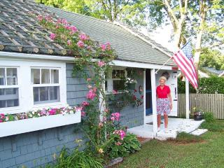 Rose Covered Sconset Cottage - Siasconset vacation rentals