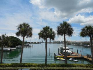 Dockside Condos 205 | Bay Front Condo - Clearwater Beach vacation rentals