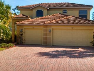 SW Florida Pool Home in Gated Community, Estero - Estero vacation rentals